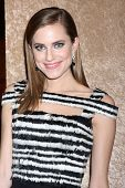 vLOS ANGELES - JAN 12:  Allison Williams at the HBO 2014 Golden Globe Party  at Beverly Hilton Hotel