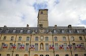 stock photo of duke  - City Hall in the Palace of Dukes and Estates of Burgundy - JPG