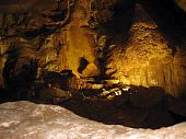 picture of eminent  - Stalactites in a cave Emine - JPG