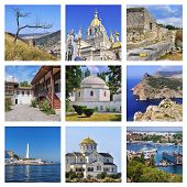 stock photo of sevastopol  - Set of photos  - JPG
