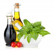 image of condiment  - Olive oil - JPG