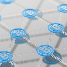 pic of bit coin  - Bitcoin peer - JPG