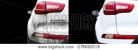 Car Wash Service Before And