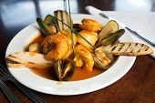 pic of italian food  - Cioppino - JPG