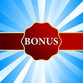 Abstract Bonus Icon