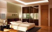 image of sweet dreams  - Bedroom with happiness for everyone - JPG