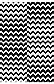 Repeatable Vector Houndstooth Pattern