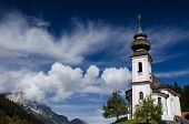 Pilgrimage Church Maria Gern