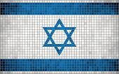picture of israeli flag  - The National flag of Israel,