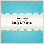 pic of certificate  - Floral wedding background - JPG