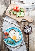 stock photo of whole-grain  - Breakfast set - JPG