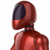 picture of cyborg  - Cyborg futuristic artificial model robot sci - JPG