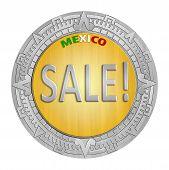 Постер, плакат: Mexican Sales