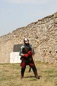 Medieval Armor Knight poster