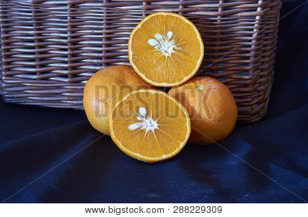 Tangerines From Valencia