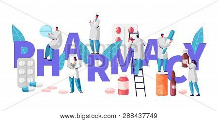 Pharmacy Business Drug Store Industry