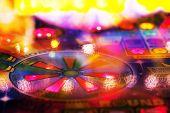pic of poker machine  - pinball background - JPG