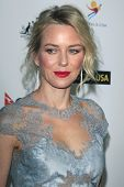 LOS ANGELES - JAN 11:  Naomi Watts at the  2014 G'Day USA Los Angeles Black Tie Gala at JW Marriott