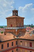 picture of ferrara  - The Este Castle of Ferrara - JPG