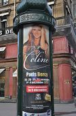 Celine Dion french tour show announcement
