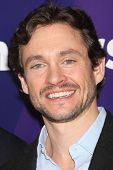 LOS ANGELES - JAN 19:  Hugh Dancy at the NBC TCA Winter 2014 Press Tour at Langham Huntington Hotel