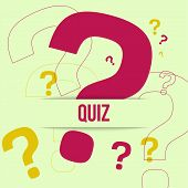 foto of quiz  - Question mark icon - JPG