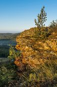 foto of ural mountains  - Russia - JPG