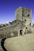 picture of damme  - Town of Monsaraz castle inner space  - JPG