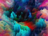image of hallucinations  - Tragedy of Color series - JPG