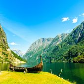 image of fjord  - Tourism and travel - JPG