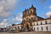 Alcobaca Monastery, Portugal poster
