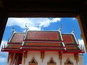 Buddhist  Architecture  poster