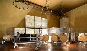 picture of wine-press  - Wine Pressing Room - JPG