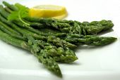Asparagus Cooked poster