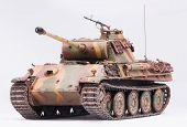 picture of panther  - German tank  - JPG