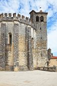 image of templar  - The imposing medieval castle  - JPG