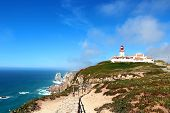 Lighthouse At Cabo Da Roca, Portugal