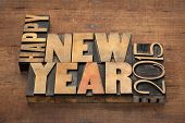 pic of typing  - Happy New Year 2015 greetings   - JPG