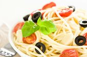 Spaghetti With Tomatoes poster