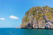 stock photo of koh phi-phi  - Koh Phi Phi Island - JPG