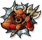 picture of minotaur  - Minotaur - JPG