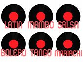 picture of bolero  - Vinyls with Different Latin Music Genres 2 - JPG