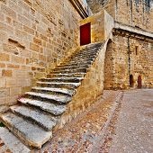 foto of crusader  - Crusader Fortress of Aigues Mortes in France - JPG