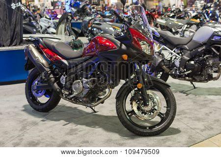 Suzuki Vstrom 650 Abs