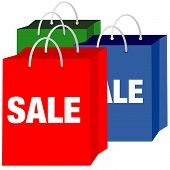 Shopping Bags - Sale