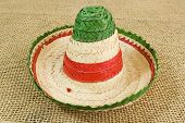 Color Mexican Hat