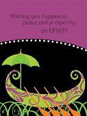 image of pookolam  - kekasih ilustrasi Onam  - JPG