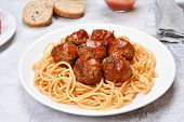 Meatballs And Spaghetti poster