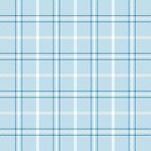 Tartan Plaid. Scottish Pattern In Blue And White Cage. Scottish Cage. Traditional Scottish Checkered poster