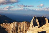 picture of mt whitney  - Mt - JPG